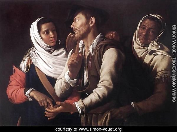 The Fortuneteller 1617