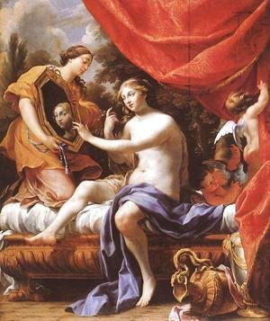 Simon Vouet - Toilet of Venus 1628-39